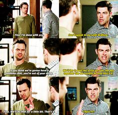 And that's it! #NewGirl