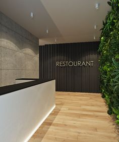 Restaurant in Germany on Behance