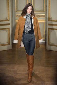 Défilé Vanessa Seward automne-hiver 2015-2016, Paris - Look 3.