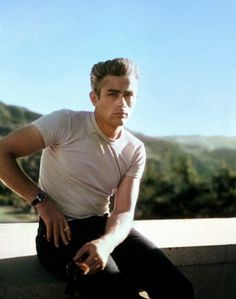 James Dean - at the Los Angeles Griffith Observatory