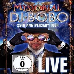 DJ Bobo - Mystorial Live - 25th Anniversary Tour (20... http://ift.tt/2EjI0JR February 13 2018 at 07:23PM  DJ Bobo - Mystorial Live - 25th Anniversary Tour (2017) Blu-ray  Genre: PopElectronicClubDance | Label: Yes Musi | Year: 2017 | Quality: Blu-ray | Video: MPEG-4 AVC 17052 kbps / 1920x1080i / 25 fps / 16:9 | Audio: DTS-HD MA 5.1 / 48 kHz / 5085 kbps / 24-bit; LPCM 2.0 / 48 kHz / 2304 kbps / 24-bit | Time: 02:06:16 | Size: 22.97 GB  At MYSTORIAL the audience will experience an exciting…