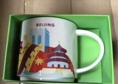 Beijing, China   YOU ARE HERE SERIES   Starbucks City Mugs