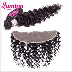 Deep Wave Brazilian Hair, Brazilian Hair Bundles, Brazillian Curly Weave, Curly Weaves, Lace Frontal, Human Hair Extensions, Virgin Hair, Weave Hairstyles, Weaving