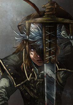 Dark Souls 2,Dark Souls,фэндомы,Lucatiel of Mirrah,DSII персонажи,DS art