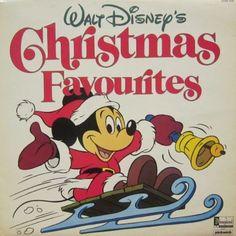 various walt disneys christmas favourites uk vinyl lp excellent condition magical christmas christmas books - Disney Christmas Music