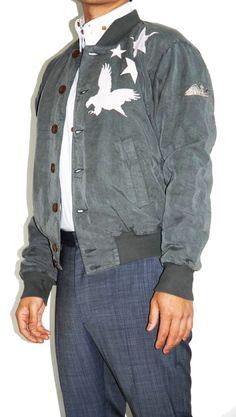 VIVIENNE WESTWOOD BOMBER JACKET $399.00 via LinkCie.com