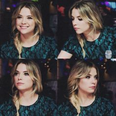 Hanna -Pretty Little Liars