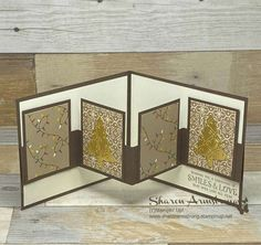 Card Making Templates, Card Making Tips, Card Making Tutorials, Card Making Techniques, Making Ideas, Making Cards, Card Making Inspiration, Fancy Fold Cards, Folded Cards
