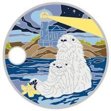 Pathtag  31918 - Otter Island Lighthouse  -  geocoin /extagz alt