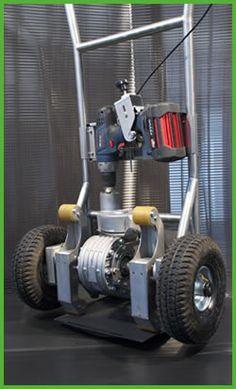 Un Carrello per salire le scale decisamente innovativo. Con l'aiuto di un avvitatore a batteria professionale sarete in grado di trasportare anche i materiali più pesanti! StepUp il nuovo punto di riferimento per la categoria dei carrelli saliscale.