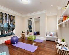 20 Enchanting Home Gym Ideas