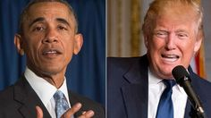 """Now this is TELLING  President Obama said world leaders are """"rattled"""" by Donald Trump as the likely Republican nominee for the U.S. presidency. """"They are paying very close attention to this election,"""" the president told reporters Wednesday in Japan of his discussions with world leaders. """"They are surprised by the..."""