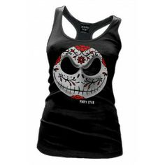 Jack De Los Muertos Racerback Tank, Christina check it out!