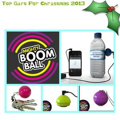 Mighty Boom Ball - Mini Vibration Speaker Presents For Men, Gifts For Him, Iphone Gadgets, Gadgets And Gizmos, Docking Station, Top Gifts, Office Gifts, Fathers Day Gifts, Christmas Gifts