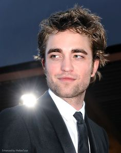 Gawd… Cannes Rob….