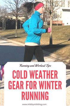 During the cold winter months its important to have the right gear to keep you running happy. Make sure to wear warm layers that are comfortable. Check our this cold weather gear for winter running to get you through the cold miles this year. #running #runninggear #winterrunning Cold Weather Running Gear, Winter Running, Keep Running, Running Tips, Run Happy, Winter Months, Stay Warm, Fitness Tips, Gears