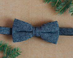 Navidad regalo hombre pajarita algodón Multicolor por HoldMeTie