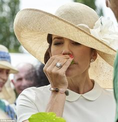 Princess Mary has had a busy few weeks, enjoying a relaxing lunch at Fredensborg Palace, a...