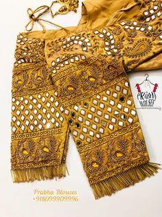 Cutwork Blouse Designs, Pattu Saree Blouse Designs, Simple Blouse Designs, Stylish Blouse Design, Bridal Blouse Designs, Blouse Neck Designs, Lehenga Blouse, Blouse Patterns, Daniel Libeskind