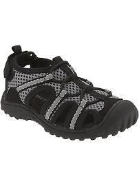 cd555bd3398357 Mesh Trail Sandals for Baby Bane