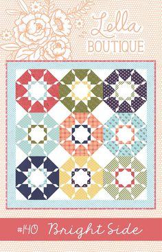 Bright Side quilt pattern