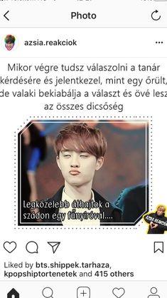 Bts Memes, Funny Memes, Jokes, Totally Me, Exo, Korean, Random, Movie Posters, Kids