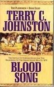Blood Song by Terry C Johnston