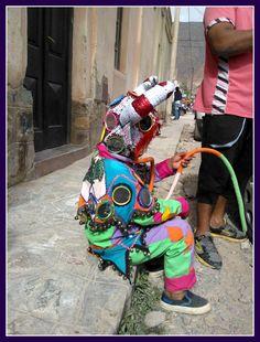 Diablito - Carnaval de Tilcara - Jujuy