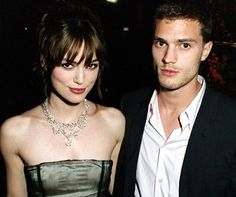 Jamie Dornan and Keira Knightley dated back in 2004