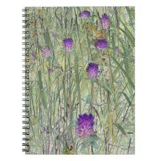 clover meadow notebooks