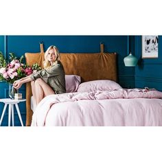 Porter's Paints colour Wash as seen in Sarah Ellison's gorgeously styled 'Moody…