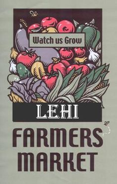 Lehi's farmer market