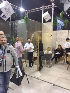 #Grespania at the 4 Design Days in Katowice showing its new #Coverlam's formats, the most recent collections of porcelain #flooring in 20 mm and its full product range designed specifically for the #contract channel. #4DesignDays #4DD #ceramics #tiles #architecture #interiordesign #architect #project #technicalsolutions