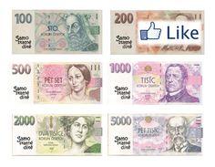 České bankovky Montessori, Minecraft, Finance, Money, Personalized Items, Projects, Warriors, Historia, Log Projects