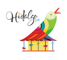 "Diego Leyva and Alfonso Cervantes designed this colorful branding project, it is a proposal for the 2014 HIDALGO State Fair. ""The concept was to create a concept based on the Tenango embroidery (Traditional from the state of Hidalgo) linking the aesthetic essence of traditional art with contemporary elements, a vibrant color palette and the unique joy this particular Fair provides creating a complete branding experience""."