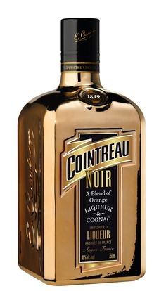 another bottle of Cointreau