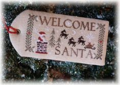 welcome santa 1 1