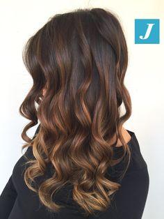 Scegli un servizio personalizzato, scegli il tuo Degradé Joelle! #cdj #degradejoelle #tagliopuntearia #degradé #igers #musthave #hair #hairstyle #haircolour #longhair #ootd #hairfashion #madeinitaly #wellastudionyc