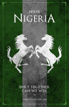 Game of Thrones #Nigeria