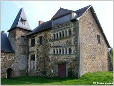 Manoir de Tizé - Thorigné Fouillard - Ile et Vilaine. Bretagne