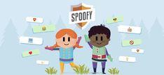 Lastenpeli Spoofy on viihdyttävä tietopaketti kyberturvallisuudesta