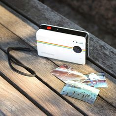 Polaroid's Digital Instant Camera
