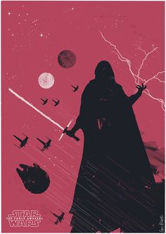 The Force Awakens by  Ben Mcleod