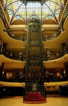 Gran Hotel, CDMX