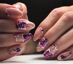www.instagram.com/beauty_ideas_blog #nails #ногти #маникюр #naildesign