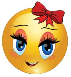 cute girl smiley faces cute lovely girl smiley emoticon clipart rh pinterest com Smiley-Face Emotions Clip Art Funny Smiley Face Clip Art