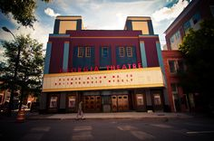 The Georgia Theatre, Athens, GA