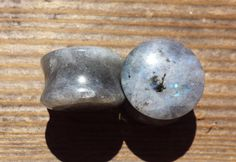 Quality In Pair Of Poppy Jasper Drop Plugs Gauges Body Jewelry Double Flared Excellent Shop For Cheap Rare