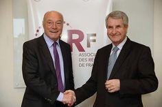 Alain Rousset et Philippe Richert.