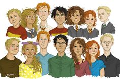 Hp Seven (aging exercise) by meabhdeloughry.deviantart.com on @DeviantArt